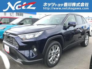 トヨタ RAV4 G Zパッケージ セーフティセンス ナビTV サンルーフ