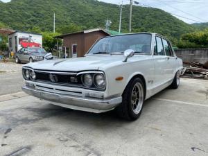 日産 スカイライン GTX ベース車両 前後車高調 ハヤシホイール