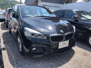 BMW 2シリーズ 218iアクティブツアラー Mスポーツ バックカメラ