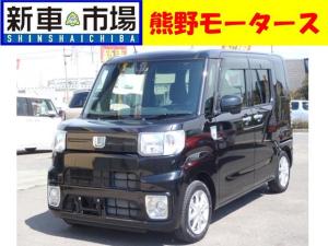 ダイハツ ウェイク LSAIII・ETC・新車・ナビ付き・ETC・コーティング付