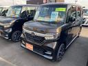 ホンダ/N-BOXカスタム G・Lホンダセンシング 届出済未使用車