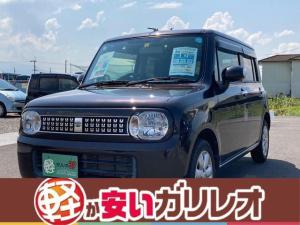 スズキ アルトラパン Xセレクション ナビ エアコン ETC スマートキー パワステ AT 軽自動車 660cc
