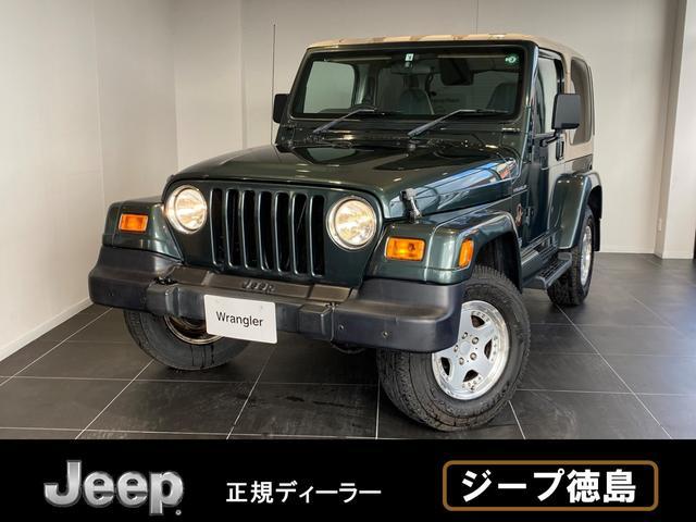 ジープ徳島では新車・中古車どちらもそろえております!