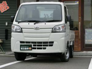 ダイハツ ハイゼットトラック スタンダード 2WD 5MT 届出済未使用車