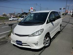 トヨタ エスティマL アエラス HIDライト SDナビ Bluetooth接続
