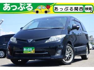 トヨタ エスティマ 2.4アエラス 20thアニバーサリーED HDDナビ