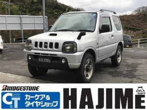 スズキ ジムニー XC インタークーラーターボ パートタイム4WD CDデッキ