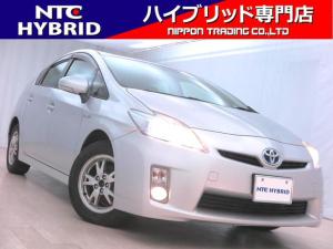 トヨタ プリウス S プロジェクターヘッドライト・ETC