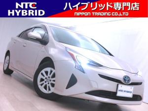 トヨタ プリウス S 衝突軽減 社外ナビ Bluetooth Bカメ ETC