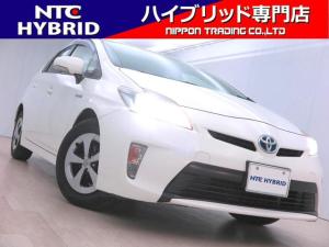 トヨタ プリウス S 中期 社外ナビ ワンセグ ETC