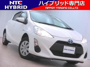 トヨタ アクア L 中期 純正ナビ ワンセグ Bluetooth ETC