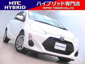 トヨタ アクア S 中期 オートエアコン 電動格納ミラー