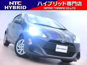 トヨタ アクア S 衝突軽減 純正ナビ Bluetooth Bカメ ETC