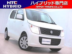 スズキ ワゴンR FX 運転席シートヒーター 純正オーディオ
