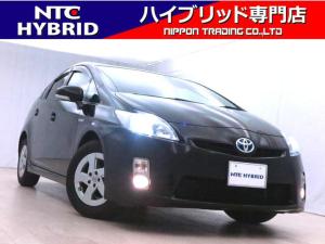トヨタ プリウス S 前期 社外ナビ フルセグ Bluetooth DVD Bカメ