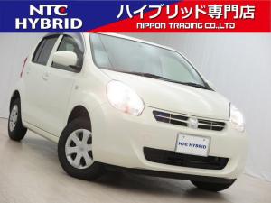 トヨタ パッソ X 純正オーディオ パワーウィンド アイドリングストップ