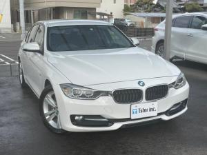 BMW 3シリーズ 320dブルーパフォーマンス ナビ バックカメラ ETC AW オーディオ付 AC AT HID