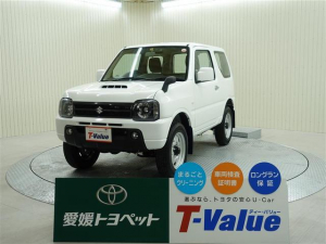 スズキ ジムニー XG 4WD 5MT メモリーナビ バックモニター HID