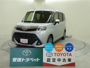 トヨタ タンク G コージーエディション メモリーナビ バックモニター