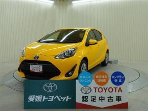 トヨタ アクア G スマートキ- クルーズコントロール メモリーナビ ETC