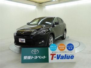 トヨタ ハリアー プレミアム アドバンスドパッケージ アイドリングストップ