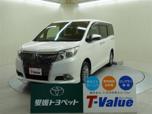 トヨタ エスクァイア Gi バックモニター 両側電動スライドドア スマートキ-