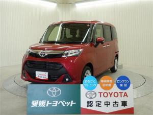 トヨタ タンク G スマートキ- クルーズコントロール メモリーナビ ETC