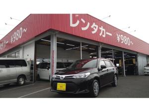 トヨタ カローラフィールダー EX ナビ ETC プッシュスタート 禁煙車