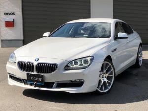 BMW 6シリーズ 640iグランクーペ 社外20インチAW