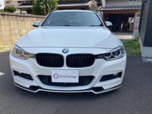 BMW 3シリーズ 320dツーリング Mスポーツ 車高調 エアロ 社外マフラー フルセグTVナビ DVD視聴可能 バックカメラ ETC ドライブレコーダー