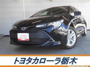 トヨタ カローラスポーツ G 試乗車 9インチメモリーナビ クルーズコントロール