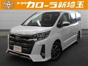 トヨタ ノア Si スマートキ- イモビライザー クルーズコントロール