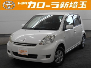 トヨタ パッソ X アドバンスドエディション HDDナビ ワンセグ ABS
