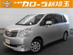 トヨタ ノア X スマートエディション 両側電動スライドドア スマートキ-