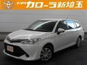 トヨタ/カローラフィールダー X ロングラン保証1年付き