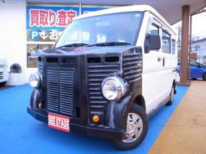 三菱 ミニキャブバン キッチンカー 移動販売車 ケータリング 制作予定