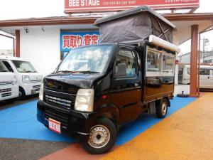 スズキ キャリイトラック KC ポップアップルーフ 移動販売車 キッチンカー
