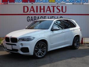 BMW X5 xDrive 35d Mスポーツ 特注7名乗り ドラレコ
