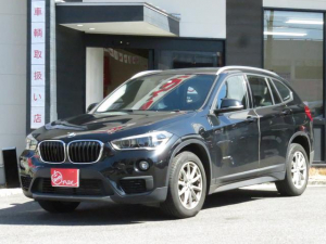 BMW X1 sDrive 18i サンルーフ ナビ パワーシート 禁煙車