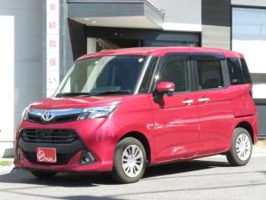 トヨタ タンク G S 1オーナー 禁煙車 スマートアシスト 純正ナビTV