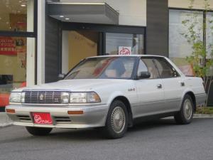トヨタ クラウン ロイヤルサルーンG V8 メーカーナビ クルコン レザーH