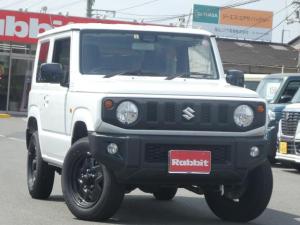 スズキ ジムニー XL セーフティサポート ケンウッド8インチメモリーナビ フルセグTV シートヒーター 4WD ターボ 背面タイヤ プッシュスタート スマートキー