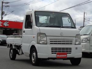 マツダ スクラムトラック KCスペシャル 5速MT/三方開/ワンオーナー