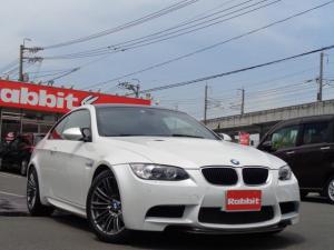 BMW M3 M3クーペ 黒レザーシート/メーカーHDDナビ/フルセグTV/バックカメラ/シートヒーター/パワーシート/クルーズコントロール/クリアランスソナー/ETC