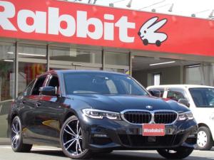 BMW 3シリーズ 320i Mスポーツ レザー 純正19インチAW 置くだけ充電 レーンキーピング レーダーブレーキ ドラレコ 電動リアゲート レダクル LED シートヒーター パワーシート ターボ