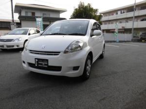 トヨタ パッソ X CDチューナー キーレス 記録簿 ABS 禁煙車 車検整備付
