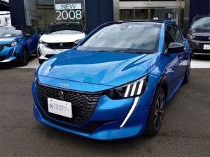 プジョー 208 GTライン パノラミックガラスルーフ 3D液晶メーター アップルカープレイ&アンドロイドオート 当社試乗車