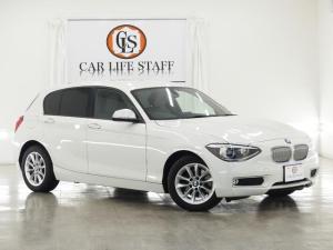 BMW 1シリーズ 116i スタイル コンフォートアクセス フルセグTV 禁煙