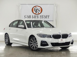 BMW 3シリーズ 320i Mスポーツ コンフォートパッケージ インテリジェントセーフティ アシスタントドライブ ディスタントドライブ クルーズコントロール パワートランク 可変スピードリミッター LEDライト ワンオーナー 買取禁煙車
