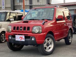 スズキ ジムニー XC 4WD ターボ キーレス 純正AW フォグランプ フロアAT